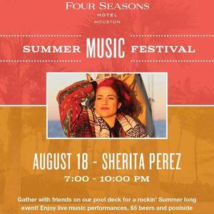 Sherita Perez Music Four Seasons Hotel