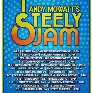 Andy Mowatt's Steely Jam Cumberland
