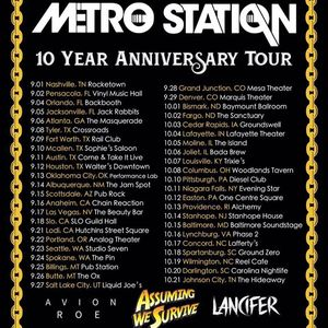 Metro Station Mesa Theater