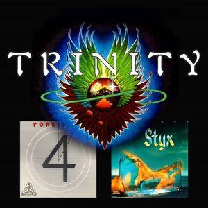 Trinity Tribute BAND Red Rocks Casino