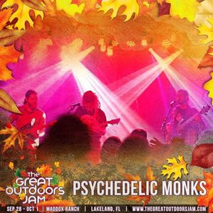The Psychedelic Monks Maddox Ranch
