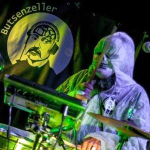 Butsenzeller percussion & electronics with Major Tom (a Bowie tribute) @ CC 't Schaliken, Herentals