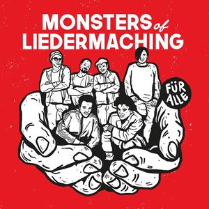 Monsters of Liedermaching Täubchenthal