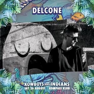 Delcone Kowboys and Indians @ Kompass Klub