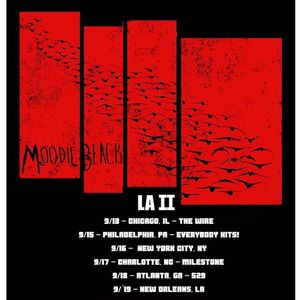moodie black The Riot Room