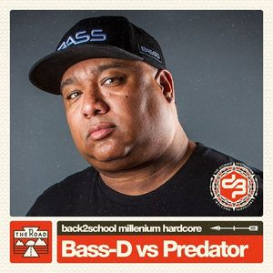 DJ Bass-d Thunderdome - Jaarbeurs