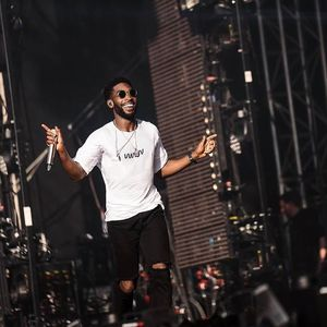 Tinie Tempah Otterspool Park and Promenade