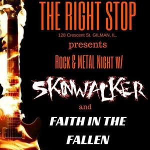 Faith In The Fallen The Right Stop