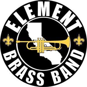 Element Brass Band Old Sacramento Happy Hour