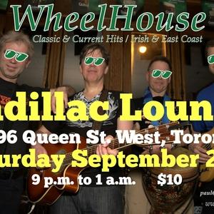 WheelHouse - Toronto Cadillac Lounge