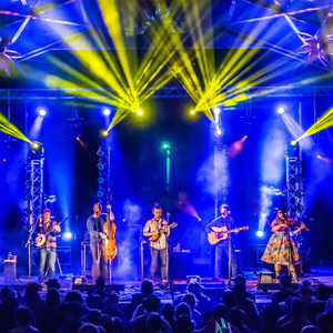 Yonder Mountain String Band Delmar Hall