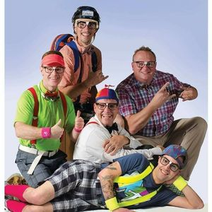 NERDS GONE WILD in WNY Music Mania Monday Concert Series Town of Niagara Park 6:08pm