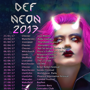 DEF NEON Destroy All Monsters