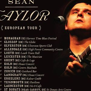 Sean Taylor Songs Louth Town Hall