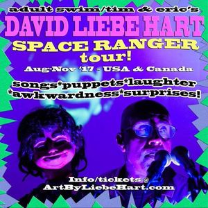 David Liebe Hart Club Cafe
