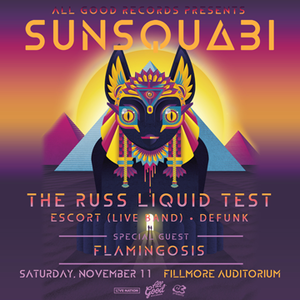SunSquabi The Fillmore