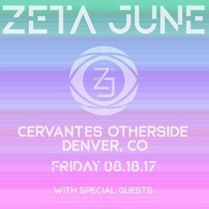 Zeta June Gabe's