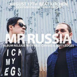 Mr. Russia Gabe's