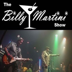 The Billy Martini Show Coasters Bar & Grill