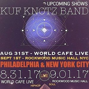 Kuf Knotz Rockwood Music Hall