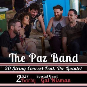 The Paz Band The Paz Band - Barby