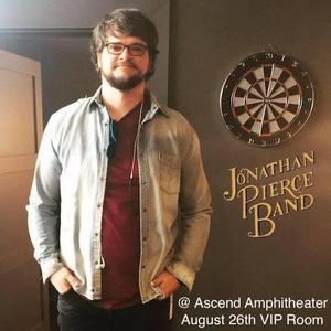 Jonathan Pierce Band Ascend Amphitheatre