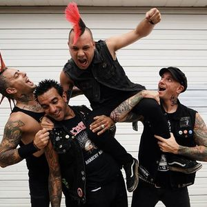 The Casualties Spirit Fest