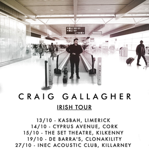 Craig Gallagher Music Cyprus Avenue