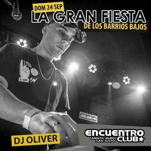DJ Oliver Privilege