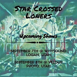 Star Crossed Loners Velour Live Music Gallery