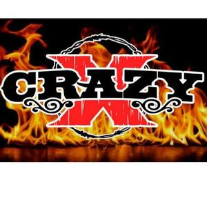 Crazy X Rock 'n Country Showband Bay Days