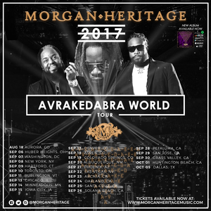 The Royal Family of Reggae Morgan Heritage Belly Up Aspen