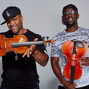 Black Violin Cache Valley Center For The Arts