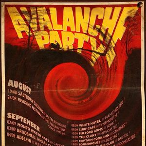 AVALANCHE PARTY Adelphi Club