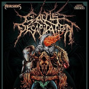 Cattle Decapitation Friedrichsdorf