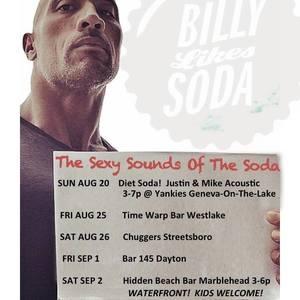Billy Likes Soda Bar 145 Dayton