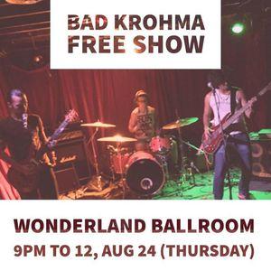 Bad Krohma Wonderland Ballroom
