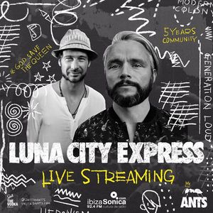 Luna City Express Kalif Storch