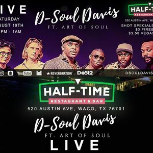 D- Soul Davis ft. Art Of Soul NOMAD Bar