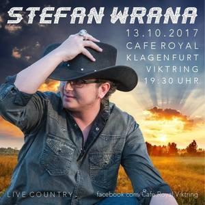 Stefan Wrana Cafe Royal