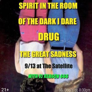 Spirit In The Room The Satellite