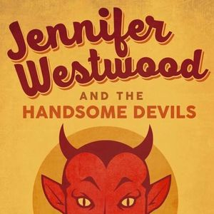 Jennifer Westwood And The Handsome Devils Petersburg