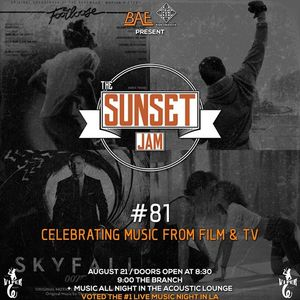 The Sunset Jam The Viper Room
