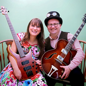 KitchyRetro - Americana Duo The Redhouse
