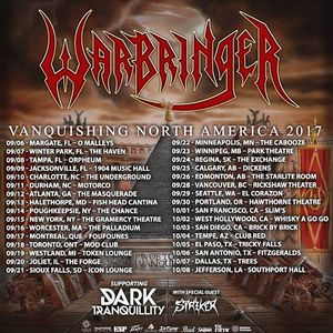Warbringer The Cabooze