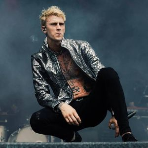 Machine Gun Kelly Hexham