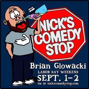 Brian Glowacki (comedian) Capo Southie