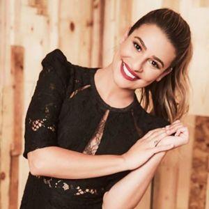 Lea Michele SummerStage