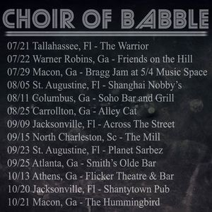 CHOIR OF BABBLE Shantytown Pub