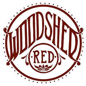 Woodshed Red Navajo Hogan